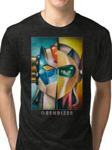 Grendizer Ufo Robot Tri-blend T-Shirt