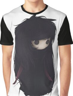 EMO- Korean Fashion Style Graphic T-Shirt