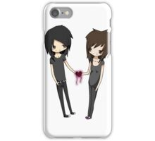 EMO- I DO CHERISH YOU iPhone Case/Skin