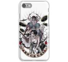EMO- Rockers iPhone Case/Skin