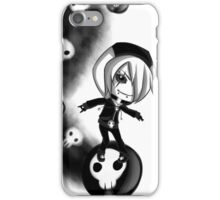 EMO- Skull Walker iPhone Case/Skin