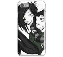 EMO- I Will not Ever Leave You babe iPhone Case/Skin