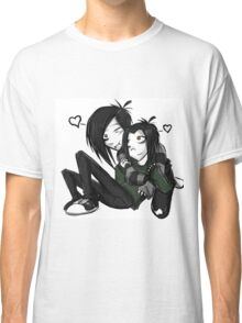EMO- I Will not Ever Leave You babe Classic T-Shirt