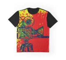 Lost in Film  Graphic T-Shirt