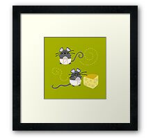 Cheese Lovers Framed Print