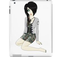 EMO- Pretty Woman iPad Case/Skin