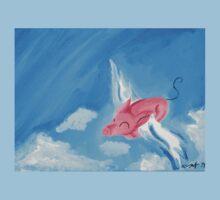 Stratosphere Flight Baby Tee