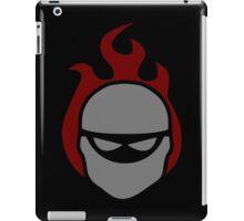 Ninja Emblem iPad Case/Skin