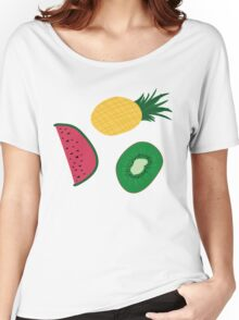 Fruit Repeat Women's Relaxed Fit T-Shirt