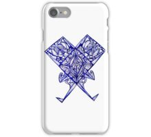 Muscle-Man Heart iPhone Case/Skin