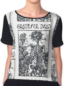 Grateful Dead Chiffon Top