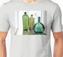 GREEN BOTTLES Unisex T-Shirt