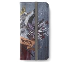 King in the North iPhone Wallet/Case/Skin