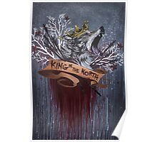 King in the North Poster