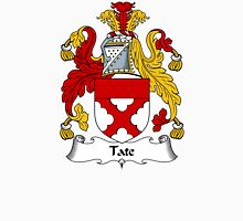 Tate Coat of Arms / Tate Family Crest Unisex T-Shirt