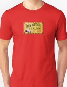 Dry Gulch Saloon Unisex T-Shirt