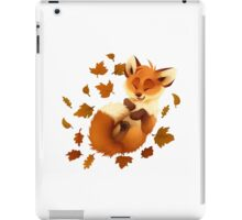 Playful Fox iPad Case/Skin