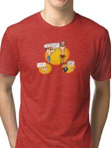 Timothy and Grayson Tri-blend T-Shirt
