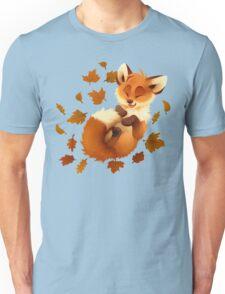 Playful Fox Unisex T-Shirt