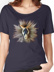 Tattoo Totem-Midnight Women's Relaxed Fit T-Shirt
