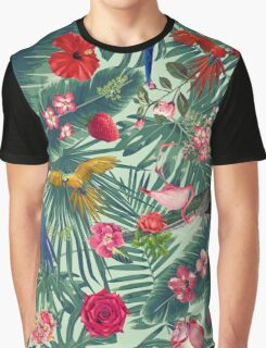 tropical fun nature  Graphic T-Shirt