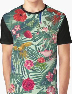 tropical fun nature  Graphic T-Shirt