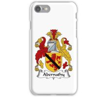 Abernathy Coat of Arms / Abernathy Family Crest iPhone Case/Skin