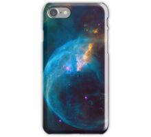 Outer Space Bubble Nebula space exploration iPhone Case/Skin