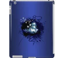 """The Silver Doe"" Bluer Edit iPad Case/Skin"