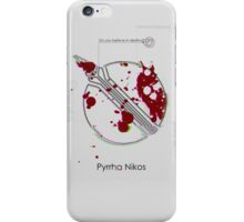 Pyrrha Nikos' iPhone Case/Skin