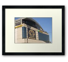 Boston Garden Framed Print