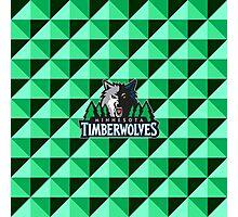 Minnesota Timberwolves Photographic Print
