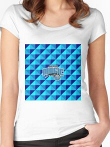 Orlando Magic Women's Fitted Scoop T-Shirt