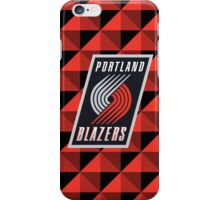 Portland Trail Blazers iPhone Case/Skin