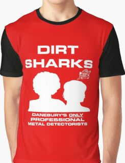 Dirt Sharks Graphic T-Shirt