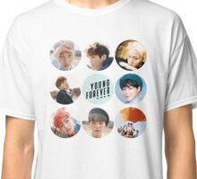 BTS Young Forever; All Members Classic T-Shirt