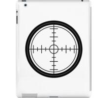 Marksman iPad Case/Skin