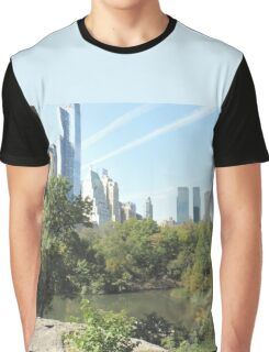 Central Park Graphic T-Shirt