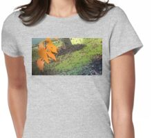 16 00781  0 x atmosphere Womens Fitted T-Shirt