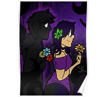 Void Vincent and Violet Poster