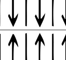 Arrows city Sticker