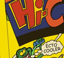 Ecto Cooler Sticker
