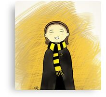 Hufflepuff Billy Canvas Print