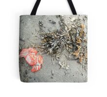 The Abandoned Crab Tote Bag