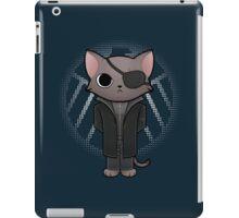 Nick Furry - director of S.H.I.E.L.D. iPad Case/Skin