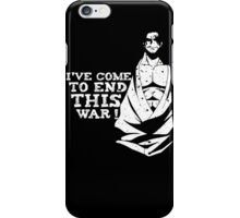One Piece - Shanks iPhone Case/Skin