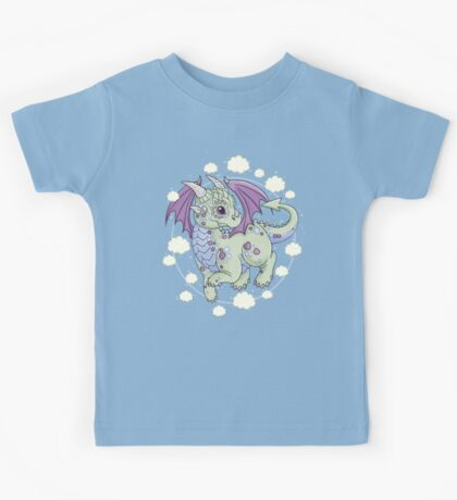 Dragon in the Clouds Kids Clothes