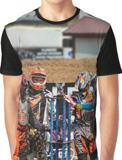 World Championship ATV Derby Graphic T-Shirt
