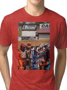 World Championship ATV Derby Tri-blend T-Shirt