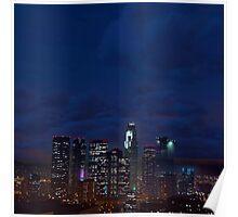 Late At Night In Los Santos - GTA V Poster